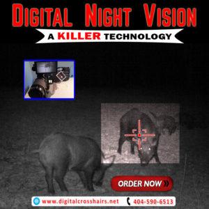 Digital Night Vision - A killer Technology