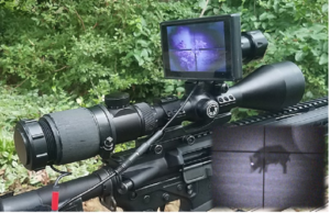 clip-on night vision scope adapter – Digital Field Of View